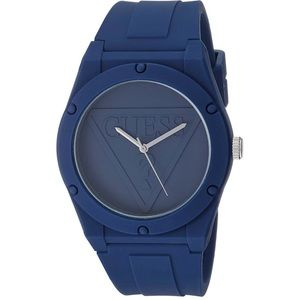 Guess Iconic Silicone Sport Watch (Unisex)